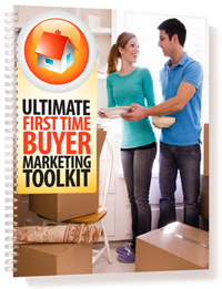 Click here to request your FREE copy of our Ultimate First Time Home Buyer Toolkit